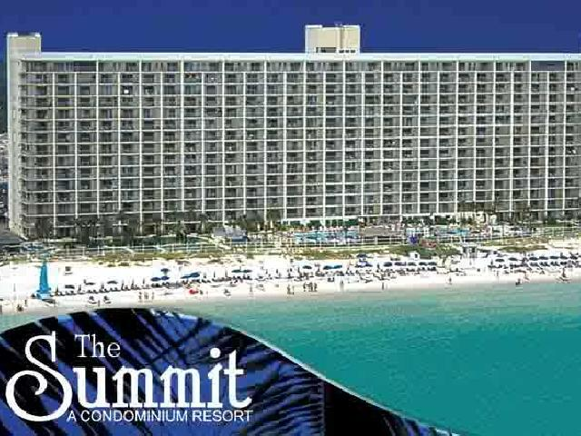 Summit Condominiums Panama City Florida