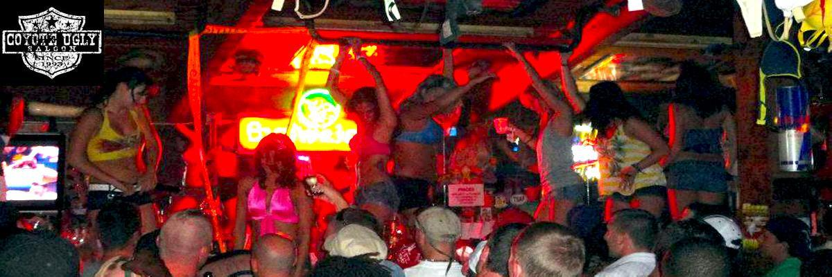 Spring Break Coyote Ugly Saloon - Panama City, USA