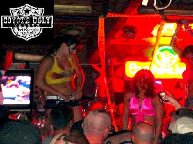 Panama City, USA - Coyote Ugly Saloon