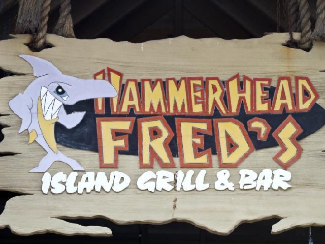 Panama City, USA - Hammerhead Fred's