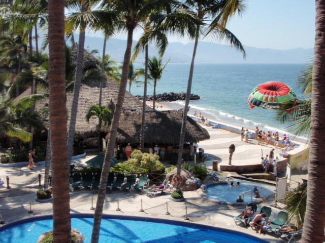 Las Palmas - Puerto Vallarta Mexico