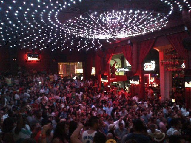 Mandala Nightclub Puerto Vallarta Mexico Spring Break