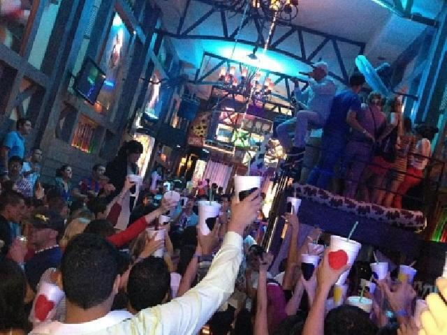 La Vaquita Nightclub In Puerto Vallarta Mexico