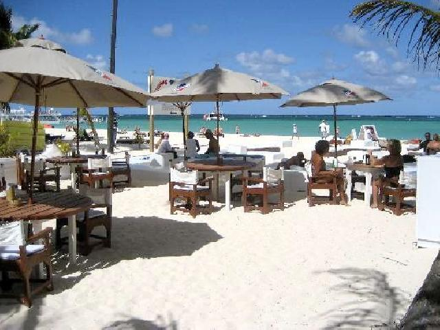 Soles Chill Out Bar & Restaurant - Punta Cana, Dominican Republic