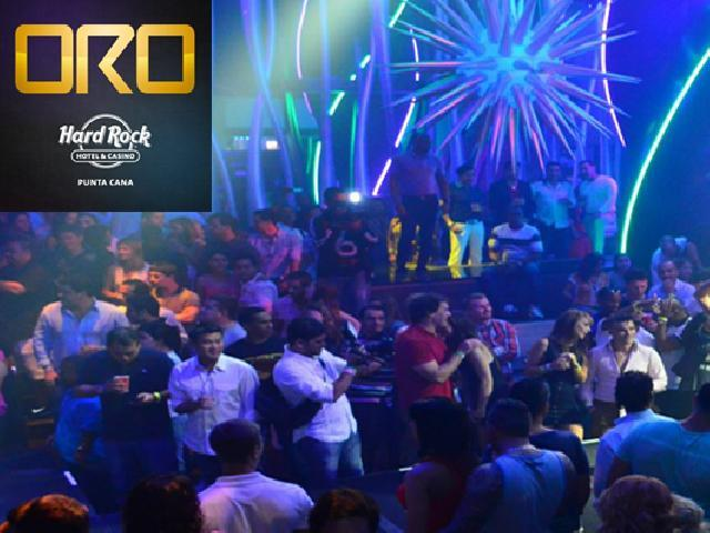 ORO Nightclub - Punta Cana, Dominican Republic