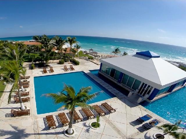 Solymar Beach Resort - Cancun, Mexico