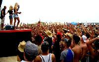 South Padre, USA - Great party Scene