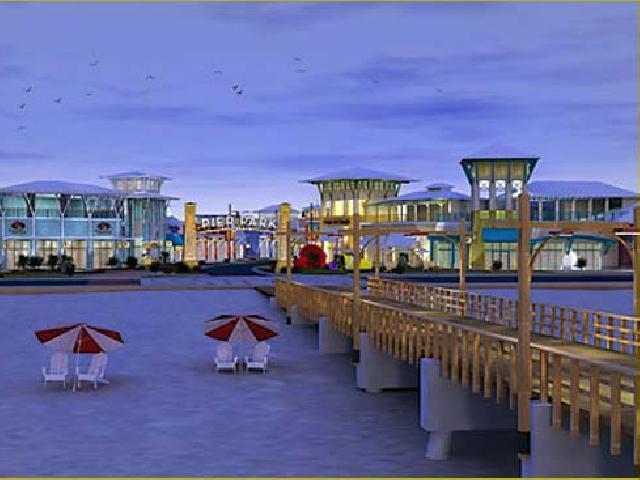Pier Park - Panama City, USA
