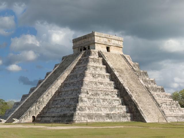 Chichen Itza - Cancun, Mexico