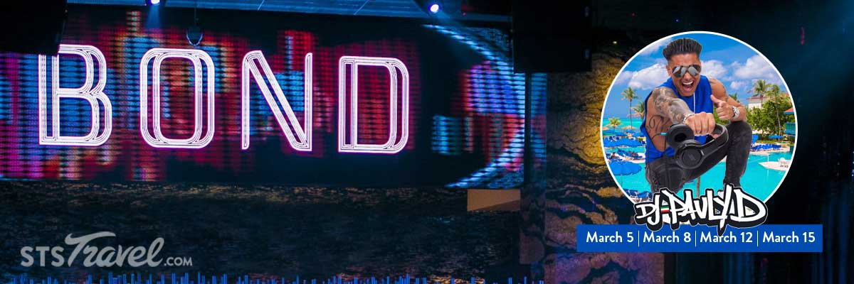 Bond Night Club -  STS VIP Party Package