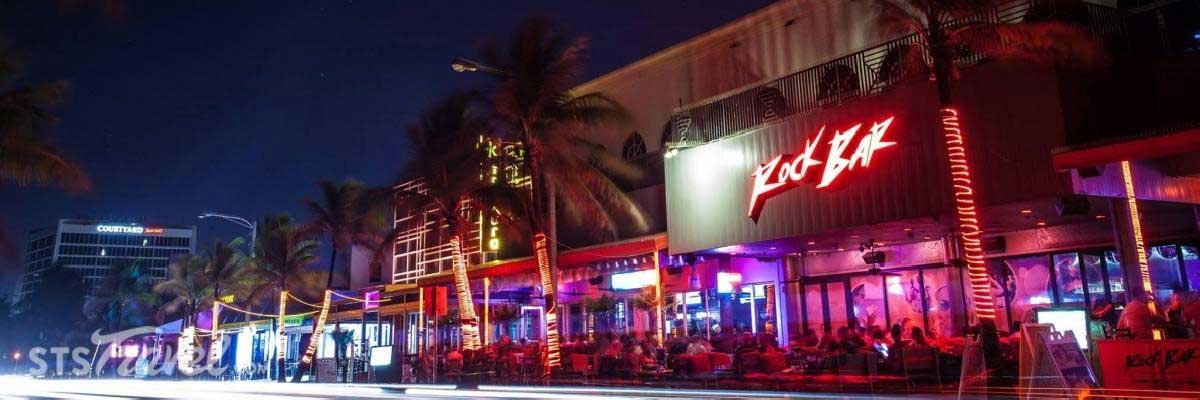 Rock Bar Fort Lauderdale -  STS VIP Party Package