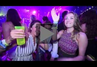 The City Spring Break Video Cancun -  STS VIP Party Package