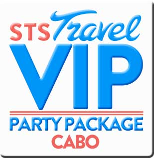 Cabo Spring Break Party Packages