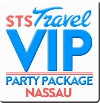 Nassau Spring Break Party Packages