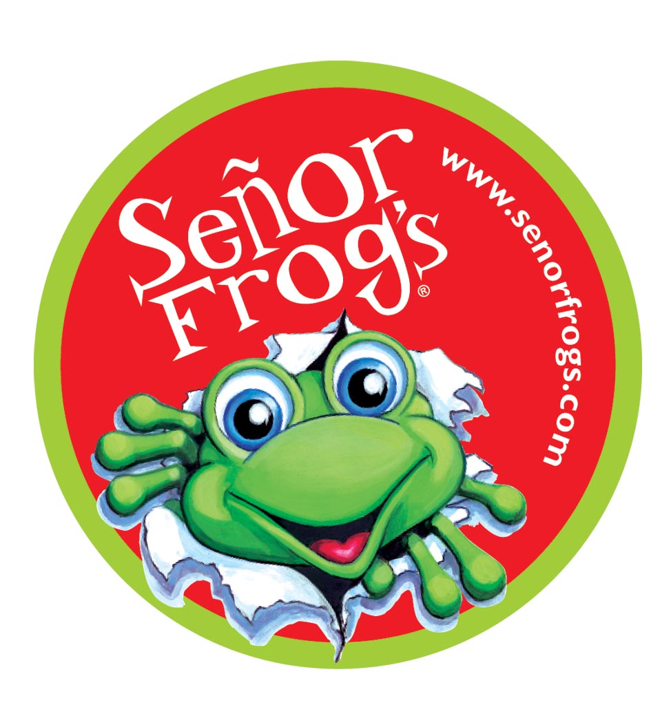 Senor Frogs Party Event