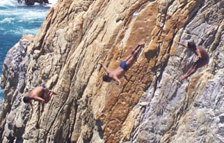 Acapulco Cliff Divers