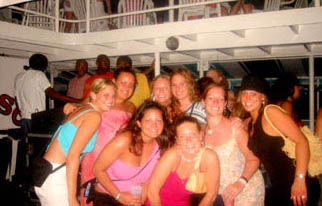 Spring Break Sunset Cruise - Nassau, Bahamas