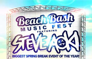 Sharkys Beach Bash Music Fest-Wednesdays - Panama City, USA