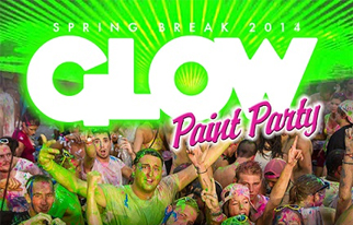Hammerhead Freds Glow Paint Party  - Panama City, USA