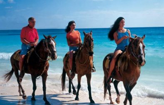 Horseback Riding - Playa Del Carman, Mexico