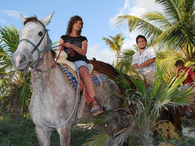 Horseback Riding - Cancun, Mexico